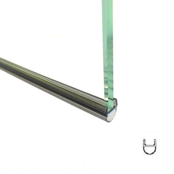 BLACK-Edition Streifdichtung klein, 2500mm schwarz