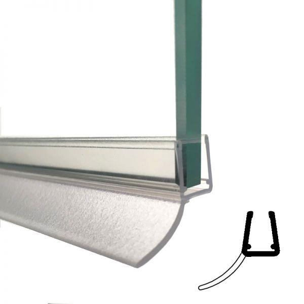 Mitteldichtprofil für Falttüren