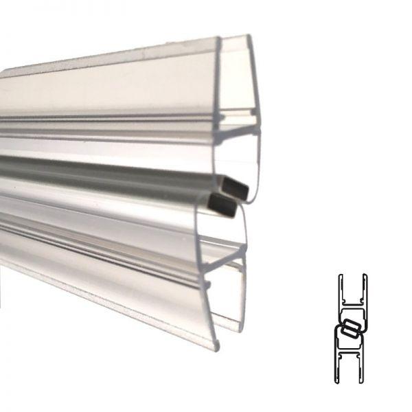 Magnetprofile 180°, (2x22,5°) Paarweise verkauft